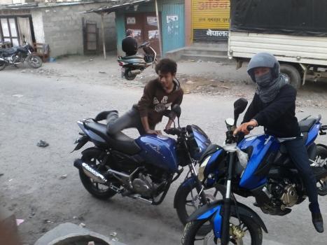 Bikers Bikesh